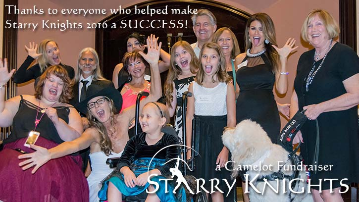 Thanks to everyone who helped make Starry Knights 2016 a SUCCESS!