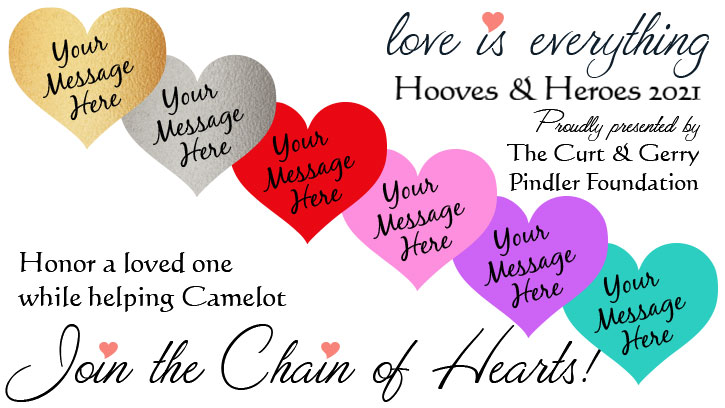 Join the Chain of Hearts